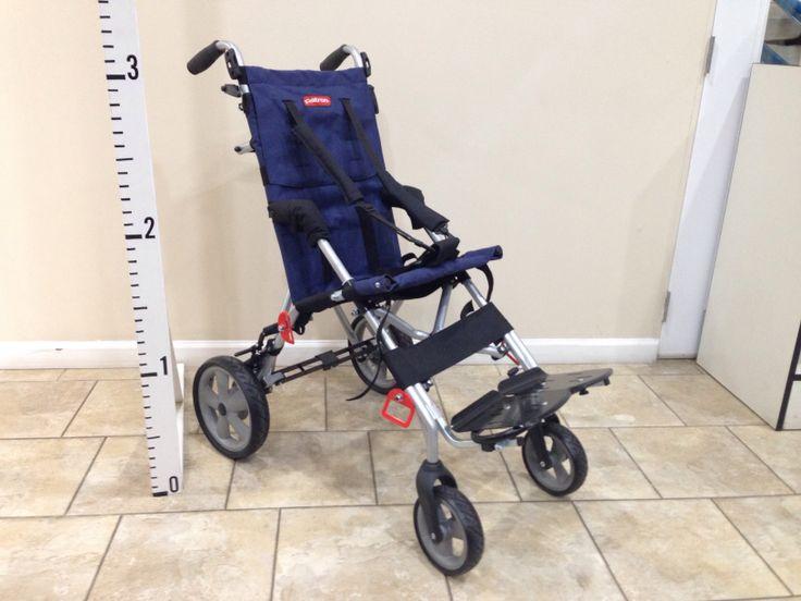 Patron Crx 34 Corzo Xcountry Rehab Stroller New Manual
