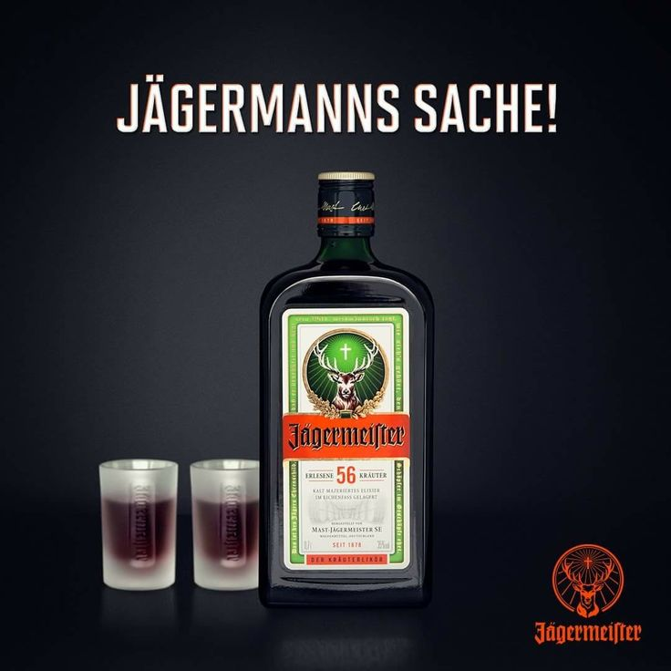 9 best jager images on Pinterest | Man cave, Alcoholic cupcakes ...