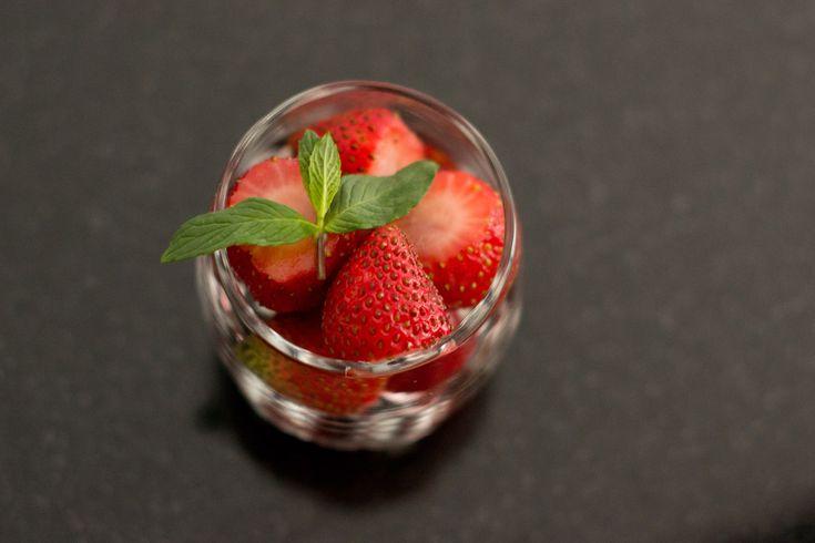 How to Make Vodka Soaked Strawberries -- via wikiHow.com