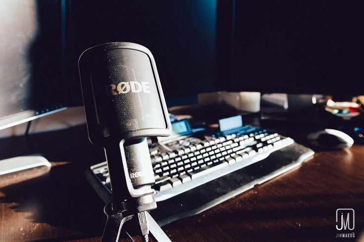 https://flic.kr/p/CrqqEX   RØDE NT-USB microphone   Connect with me: jimmakos.com