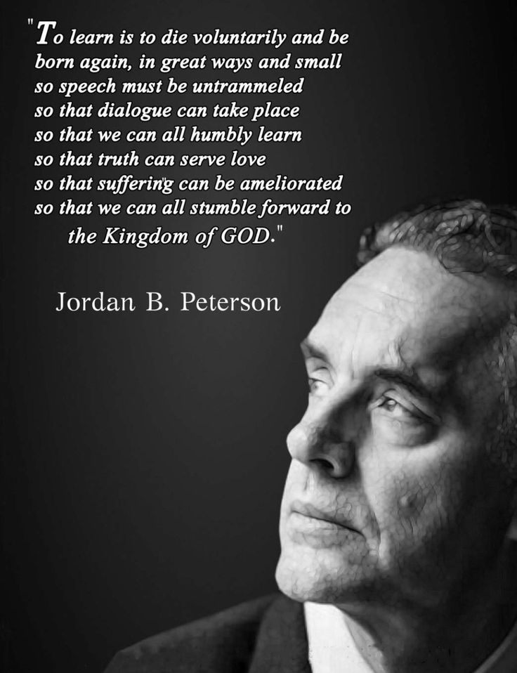 jordan peterson quotes - Google Search in 2020 | Words ...