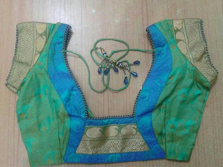 17+ images about blouse design on Pinterest | Blouse designs, Silk ...