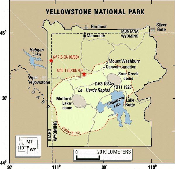 17 Best images about Yellowstone Caldera on Pinterest | The park ...