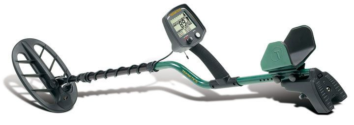 Teknetics T2 Classic Metal Detector | River Team Six Metal Detectors