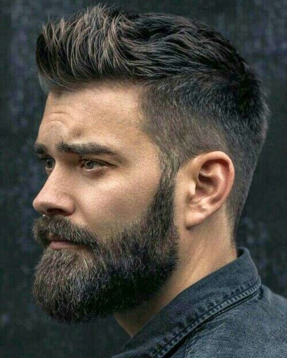 patchy hair styles oltre 25 fantastiche idee su stili di barba su 8924