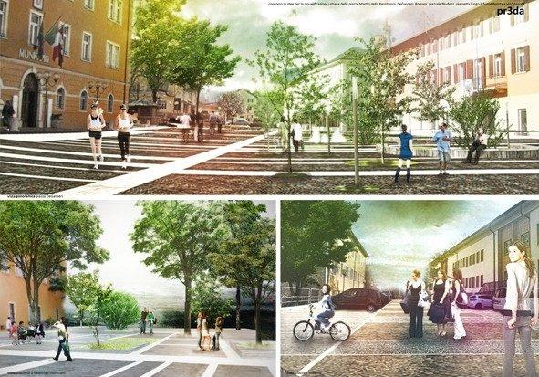 Urban Square / Gianluca Nicolini Architect