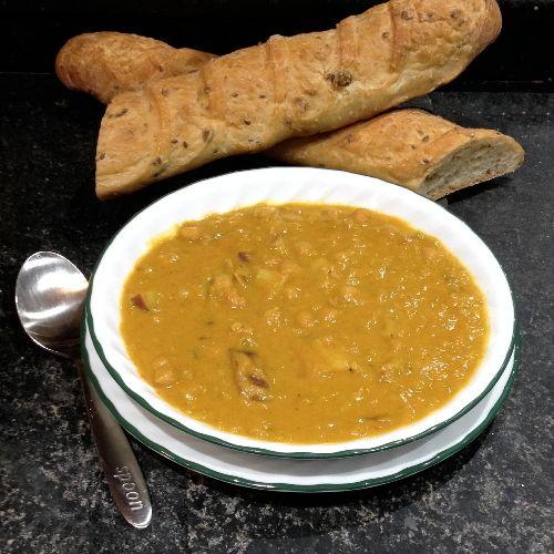 Pumpkin Chickpea Stew for #ElleAPalooza | Eat | Pinterest