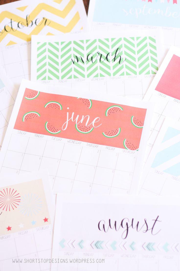 Calendar Year Quota Share : Best ideas about calendars on pinterest free