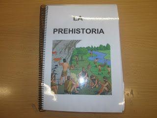 Recursos para Docentes: Libro de la Prehistoria