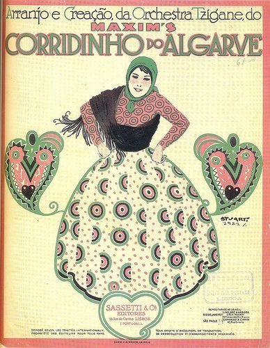 Stuart Carvalhais, 20s portuguese illustration