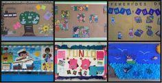 Ideas periódico mural mes de JUNIO