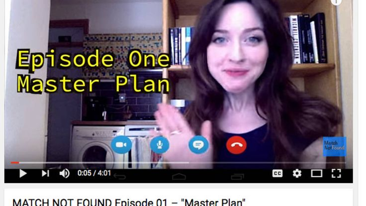 Katie Sheridan of Match Not Found - reveals how to create, write, edit and upload your very own web series with Nick Dunning