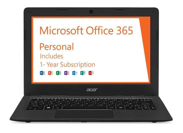 Acer Aspire One Cloudbook, 11-Inch HD, 32GB, Windows 10, Gray (AO1-131-C9PM) includes Office 365 Personal – 1 year Discontinued by Manufacturer – Shop2online best woman's fashion products designed to provide