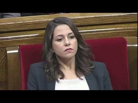 Así declaró la independencia Cataluña