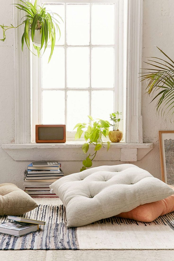 Best 25+ Floor pillows ideas on Pinterest