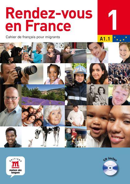 Rendez-vous en France est un ouvrage qui se présente sous forme de 2 cahiers d'activités. Il s'adresse à des publics ...