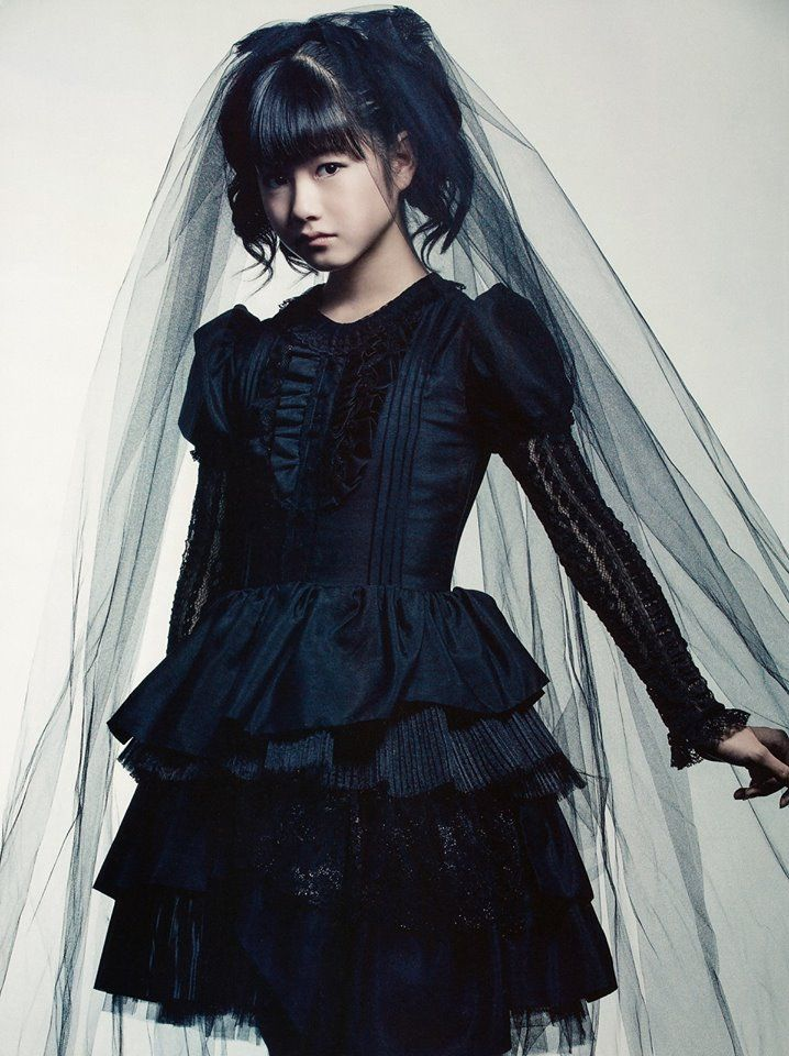 Babymetal I love her outfit :)