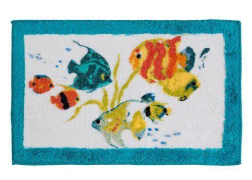 Best Bath Rugs Images On Pinterest Bath Rugs Memory Foam - Blue green bathroom rugs for bathroom decorating ideas