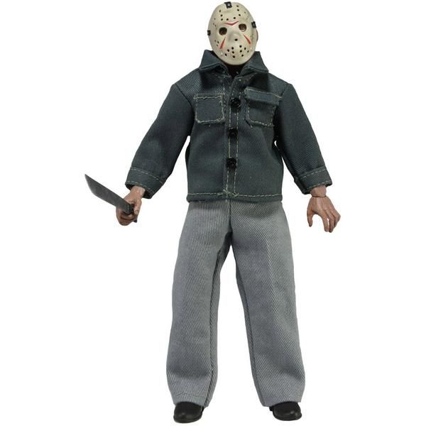 Jason Toys For Boys : Friday the th figural doll jason forbiddenplanet