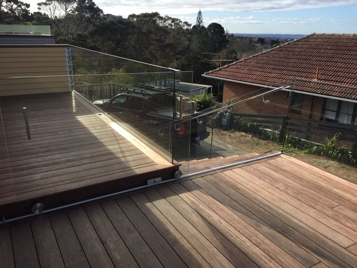 Shadowdeck.co.nz Open custom sliding glass gate