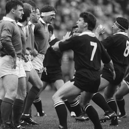 Personality - Willie Anderson (1989 Ireland v NZ All Blacks)