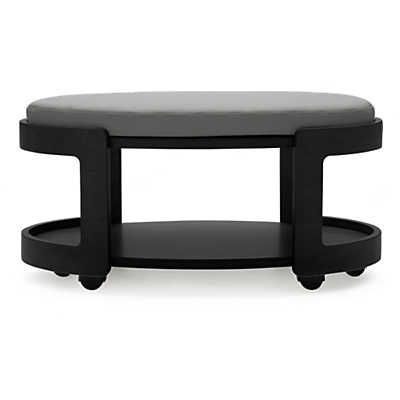 Stressless Oval Ottoman by Ekornes | Smart Furniture - Smart Furniture