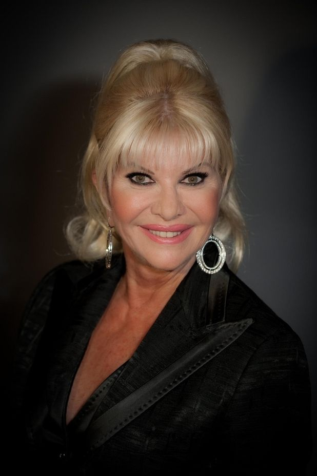 93 Best Images About Ivana Trump On Pinterest Donald O