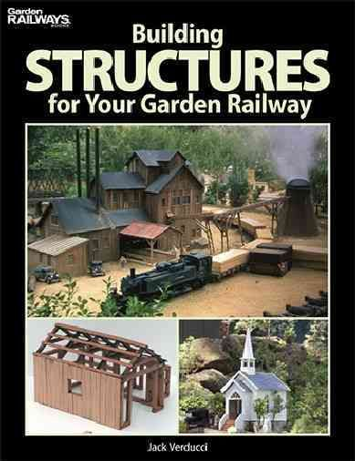 Structures for garden railways are just like structures for other model railroads except they must survive outdoor elements. Building Structures for Your Garden Railway is the first comprehensive guid