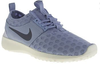 Womens light blue grey nike pale blue juvenate trainers from Schuh - £72 at ClothingByColour.com