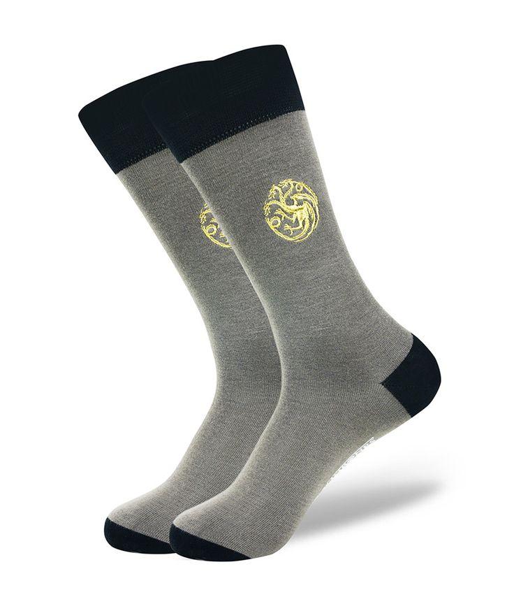 Targaryen Soft Bamboo Socks