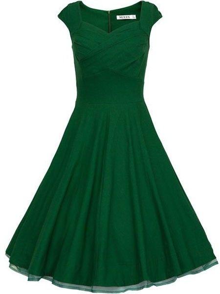 Alluring Plain Skater-dresses Skater Dresses from fashionmia.com