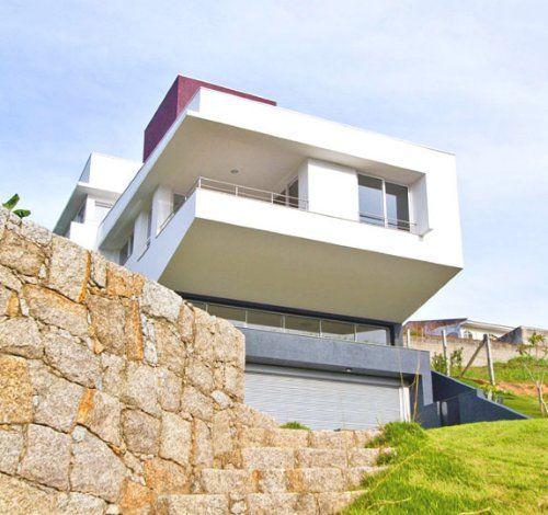 Casa habitacion 1 proyectos minimalistas pinterest for Casa habitacion minimalista