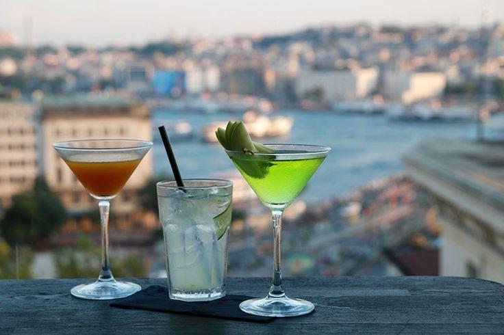 En Güzel Alkollü Kokteyl Tarifleri