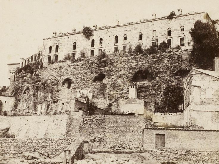 Sfendon Adolphe Saum, 1865-1870