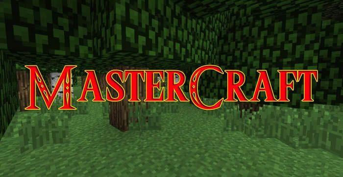 Descargar nuevos MasterCraft Mod para Minecraft 1.4.7