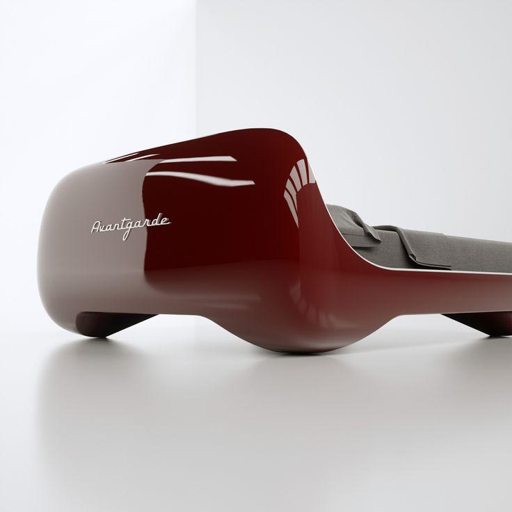 Company: Foolish Design Design: Edoardo Carlino www.thinkfuture.it  Buy online from ZAD http://www.zaditaly.com/prodotti/luxury/avantgarde