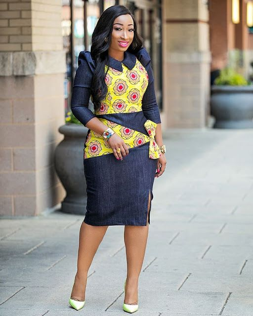 Latest Ankara Office Wear Designs And Styles Of 2018 Ooo