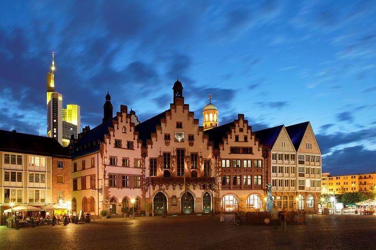 Weekly Photo: Römerberg, Frankfurt am Main, Germany