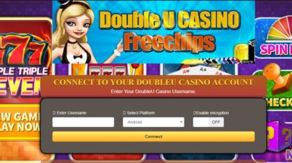 Free Coins Double U Casino