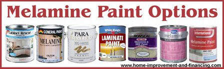How to Paint Melamine Kitchen Cabinets-- I've done this before and it is AWESOME!!!