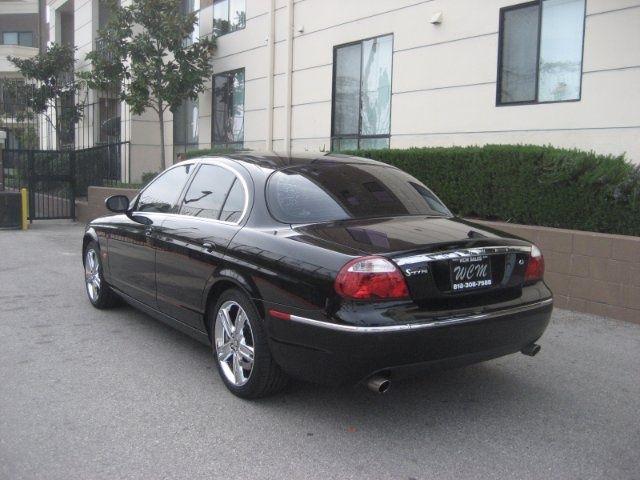 2008 Jaguar S-TYPE 4.2 - $9K / 115K Miles | Jaguar s type ...