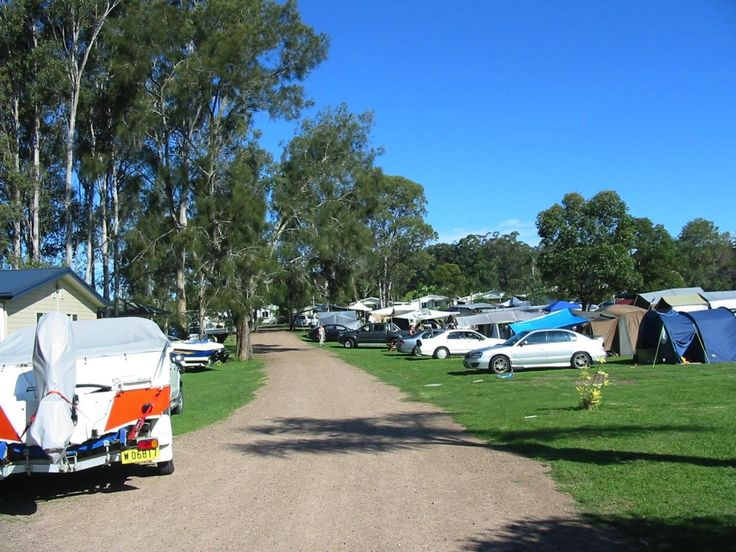 Site Accommodation - Campsite - BIG4 Karuah Jetty Holiday Park