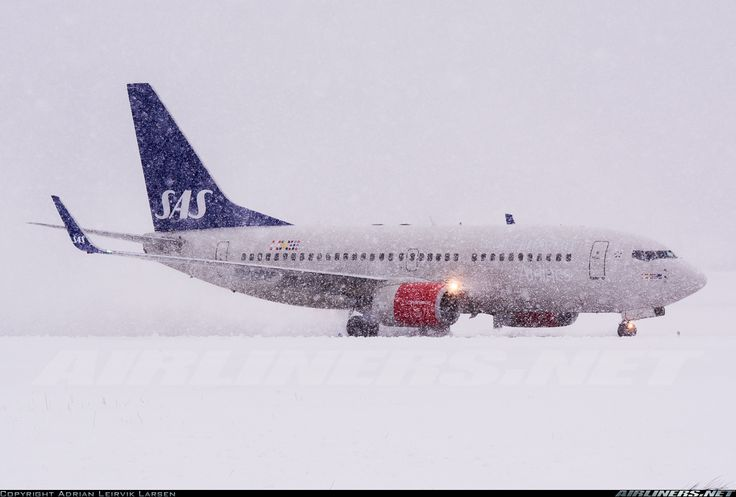 Scandinavian Airlines - SAS SE-RJR Boeing 737-76N aircraft picture