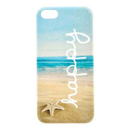 Beach Happy Phone Case - iPhone 5C