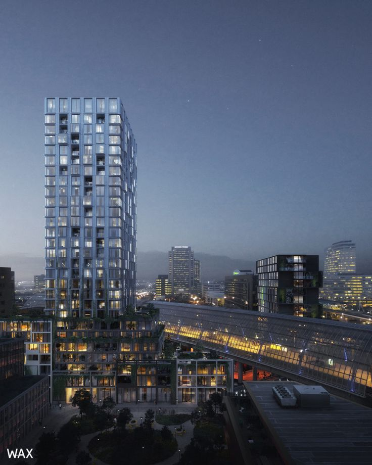 Crossroads - Ronen Bekerman - 3D Architectural Visualization & Rendering Blog