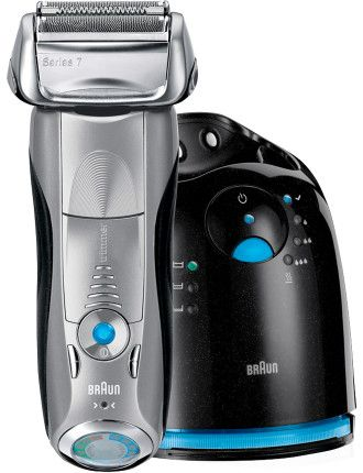 Why not chip in to #buy a new #shaver for #dad with a #registry at www.wishbucket.com.au 790CC-4 Series 7 Mens Shaver