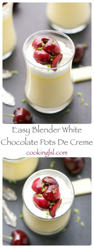 Blender-White-Chocolate-Pots-De-Creme-Cherry