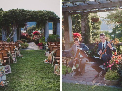 Wave Hill in The Bronx // Wedding by Les Loups - The Wedding Artists Collective