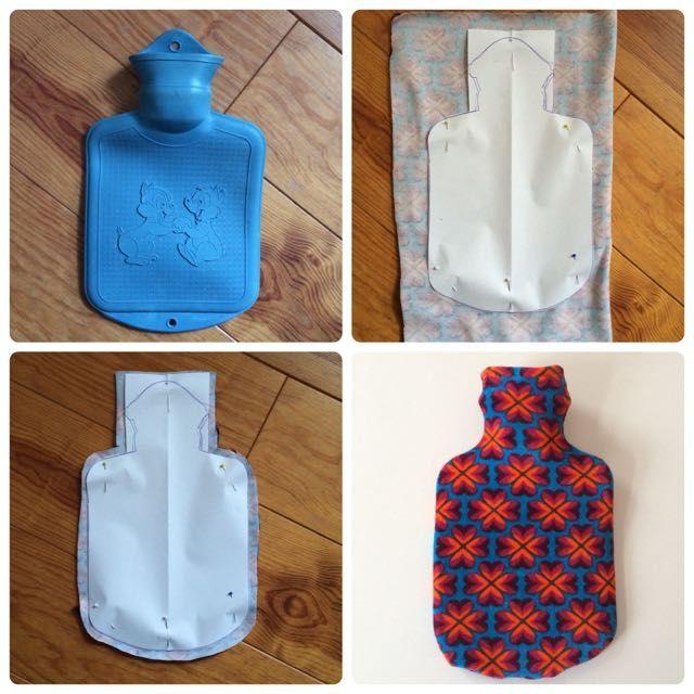 """Habt ihr auch eine Wärmflasche mit einem """"wunderschönen"""" Bezug, in kleiner Größe vorzugsweise mit Bärchen oder ähnlichem? Wenn ich gewußt h..."""