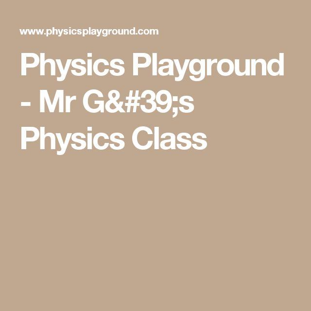 58 best classroom ideas images on pinterest physics science and physics playground mr gs physics class fandeluxe Image collections